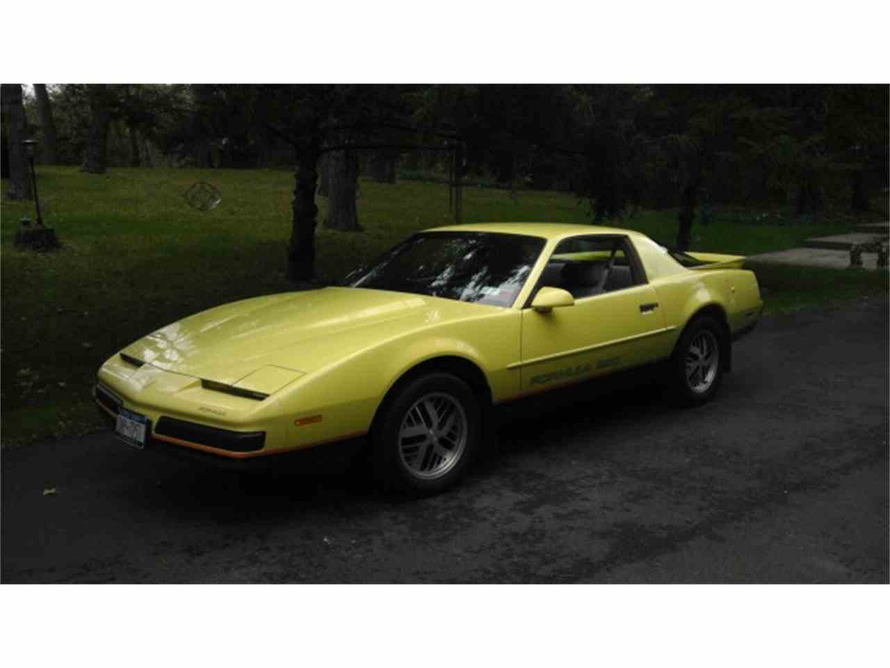 Large Picture of '87 Firebird Formula - C5ZN