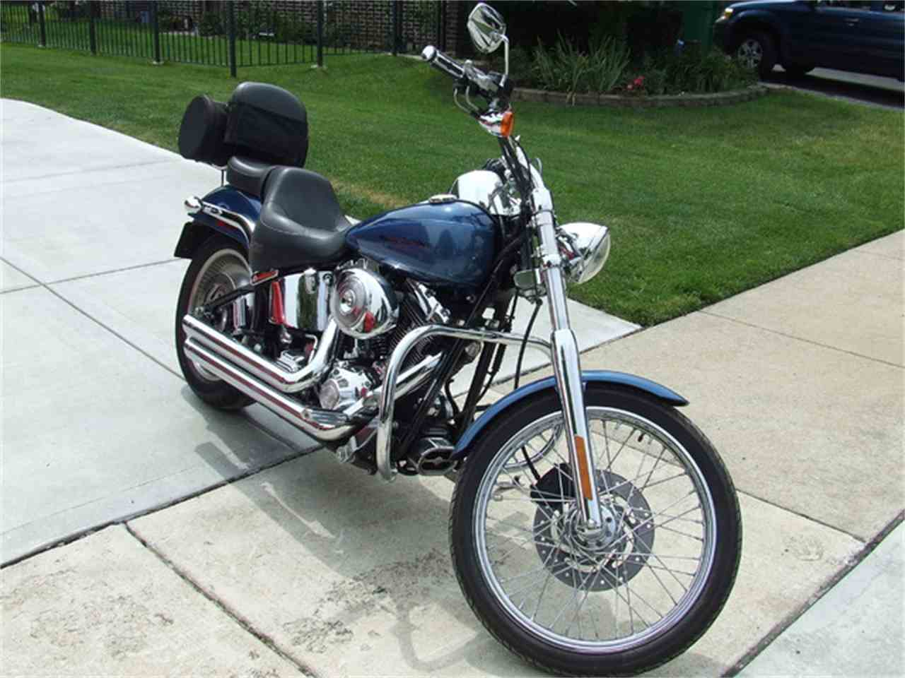 2005 Harley-Davidson Softail for Sale - CC-567802