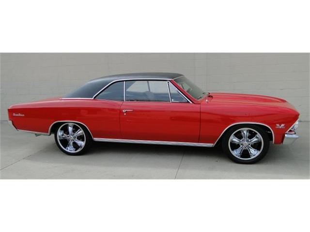 1966 Chevrolet Chevelle SS | 567915
