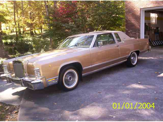 1979 Lincoln Town Coupe | 568318