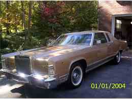 1979 Lincoln Town Coupe for Sale - CC-568318