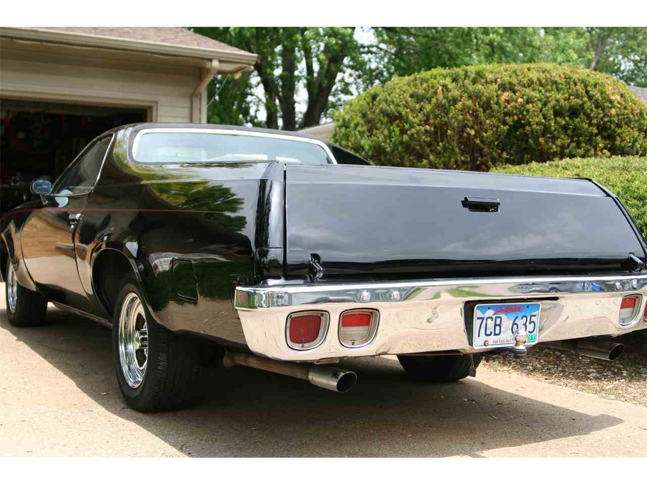 All Chevy 1976 chevy el camino : 1976 Chevrolet El Camino for Sale | ClassicCars.com | CC-568466
