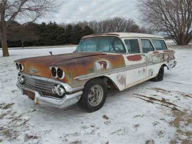 1958 Chevrolet Brookwood | 568490