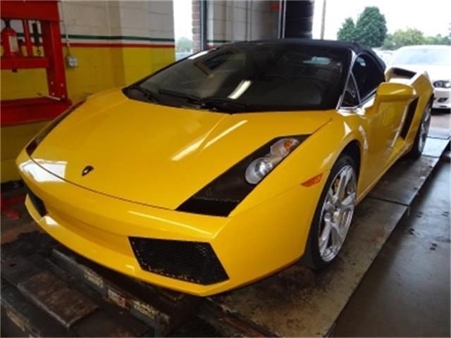 2008 Lamborghini Gallardo | 568571