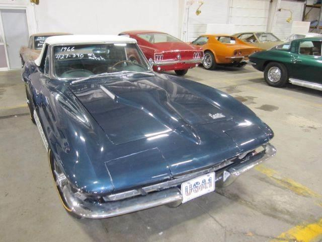 1966 Chevrolet Corvette | 568720