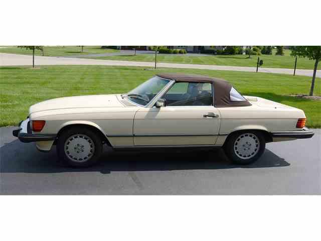 1987 Mercedes-Benz 560SL | 568777