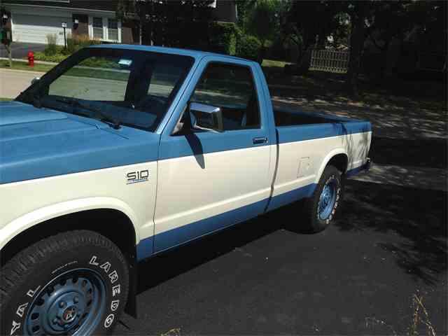 1985 Chevrolet S10 | 568821