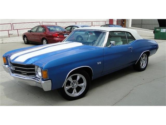 1972 Chevrolet Chevelle SS | 569367