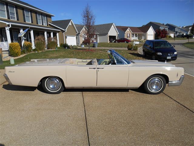 1966 Lincoln Continental | 571001