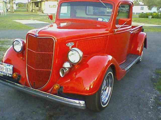 1936 Ford F100 | 571014