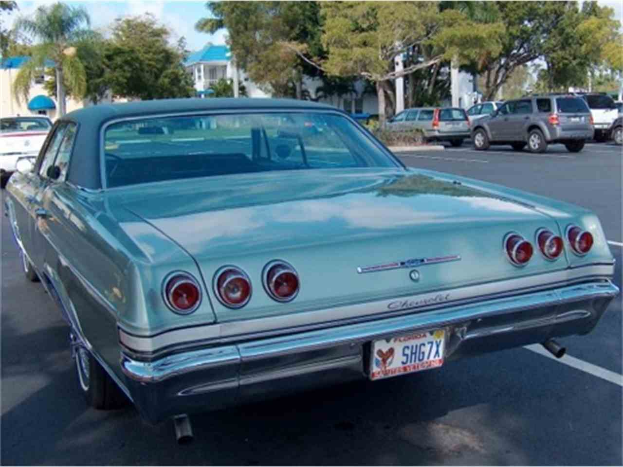 Large Picture of '65 Impala - C8U6