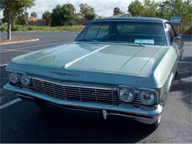 Picture of '65 Chevrolet Impala located in Florida - $19,900.00 Offered by a Private Seller - C8U6