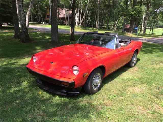 1973 Jensen-Healey Convertible | 571386