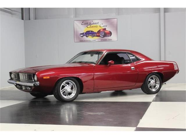 1973 Plymouth Barracuda | 571420