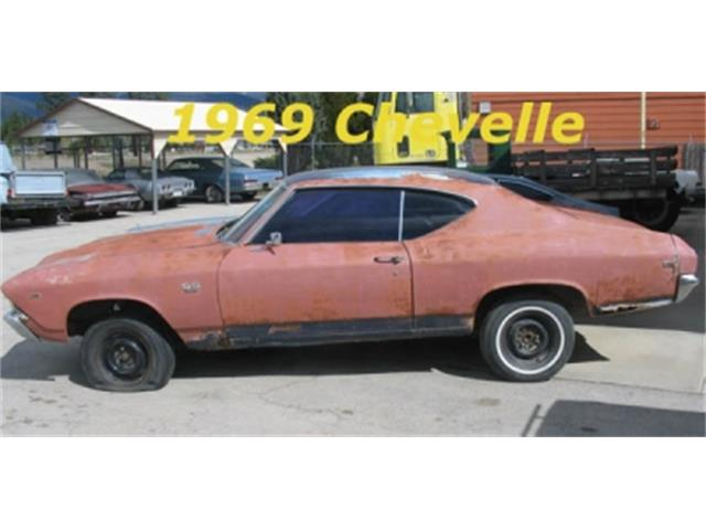 1969 Chevrolet Chevelle | 571438
