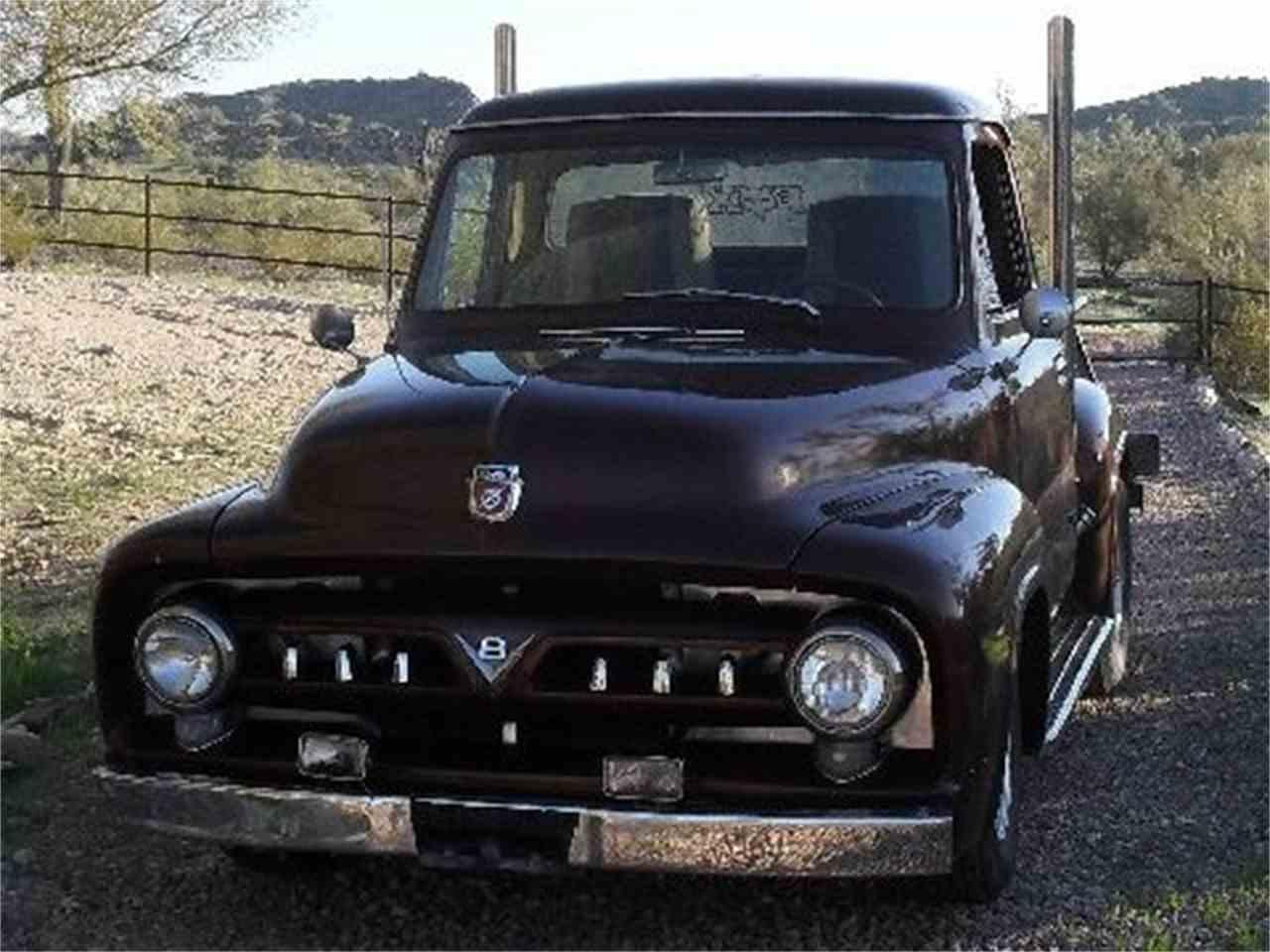 1953 ford f100 for sale cc 571776. Black Bedroom Furniture Sets. Home Design Ideas