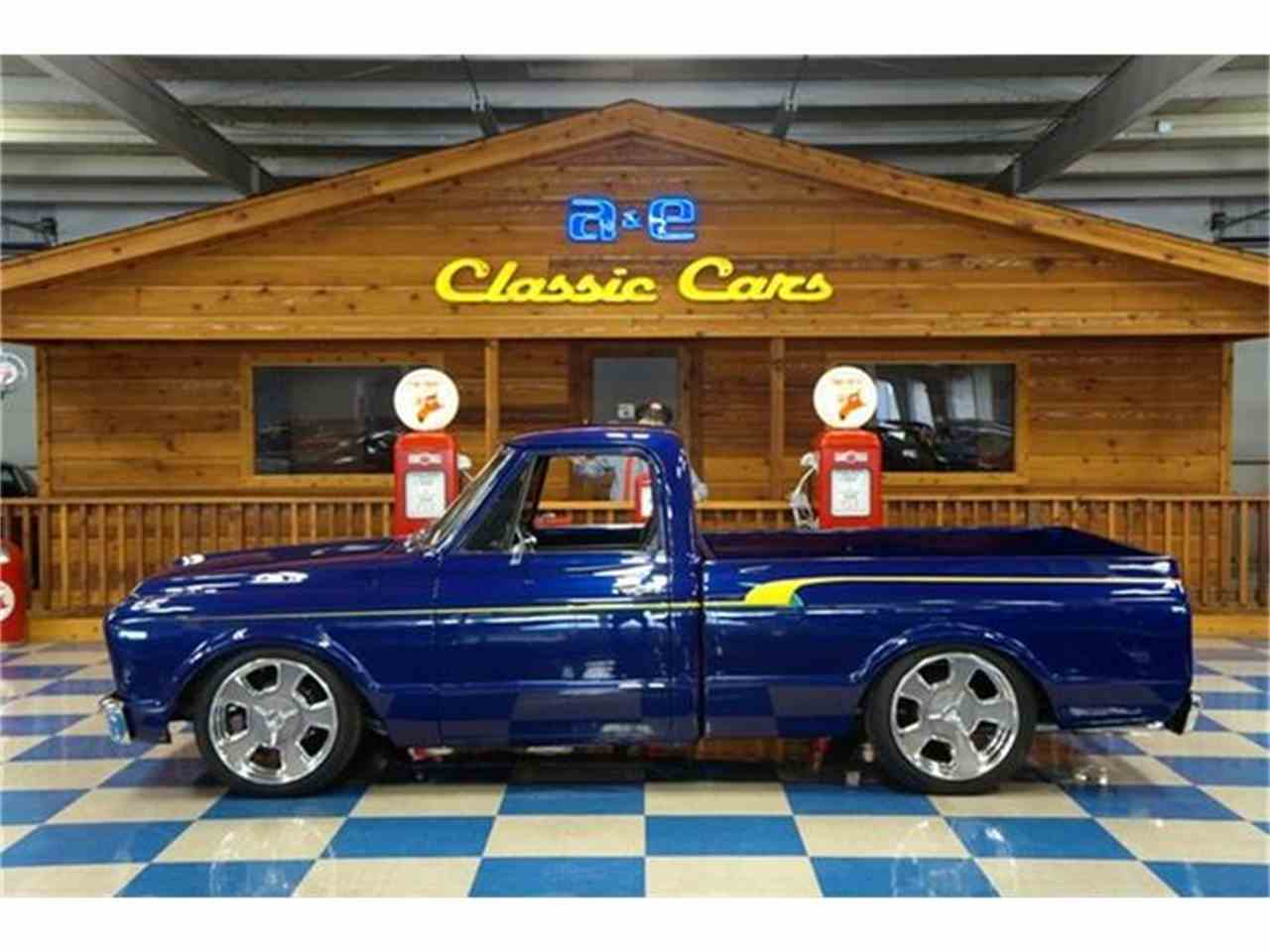 Large Picture of 1969 C/K 10 located in New Braunfels Texas - $44,900.00 - C9HH