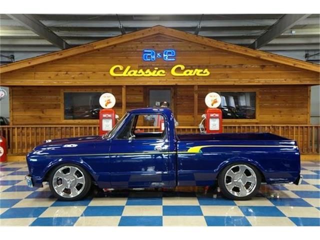 1969 Chevrolet C/K 10 | 572165