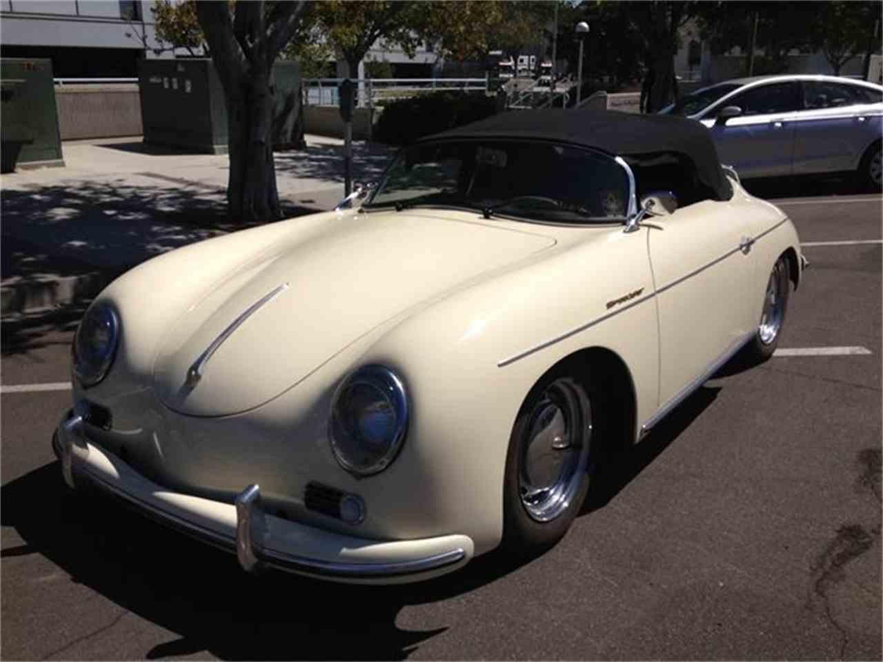 1957 Porsche Speedster for Sale - CC-572614