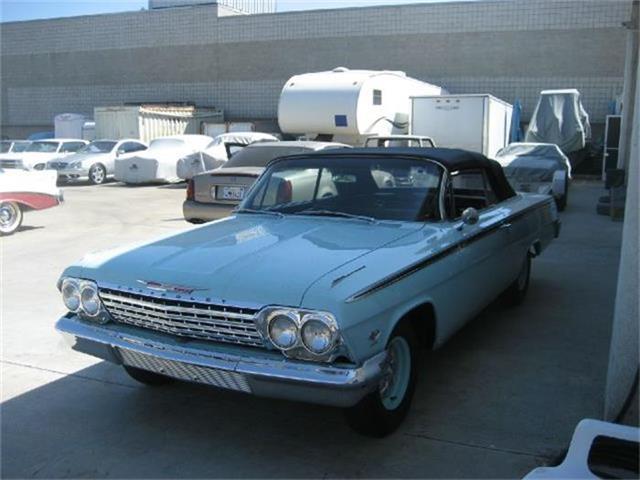 1962 Chevrolet Impala Convertible 409 | 572680