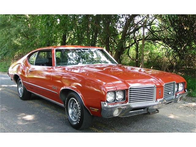 1972 Oldsmobile Cutlass | 573486