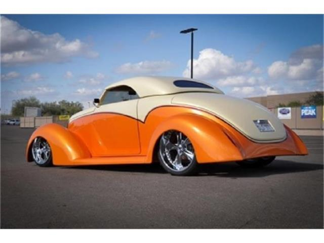 1937 Ford Cabriolet | 573568