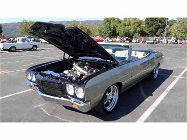 1970 Chevrolet Chevelle | 573569