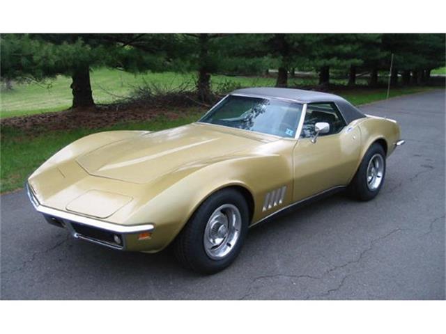 1969 Chevrolet Corvette | 574358