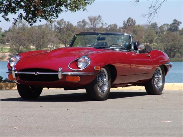 1969 Jaguar E-Type | 574379