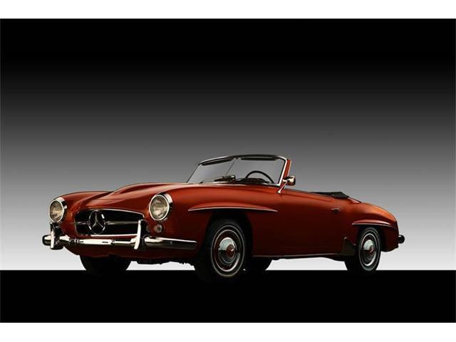 1961 Mercedes-Benz SL-Class | 570600