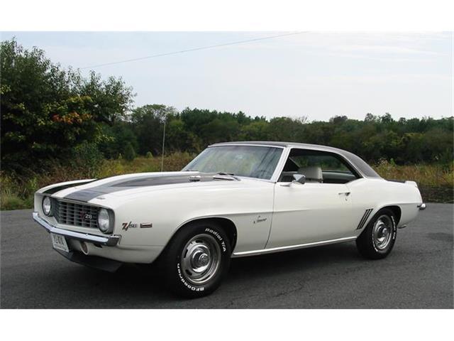 1969 Chevrolet Camaro | 576099