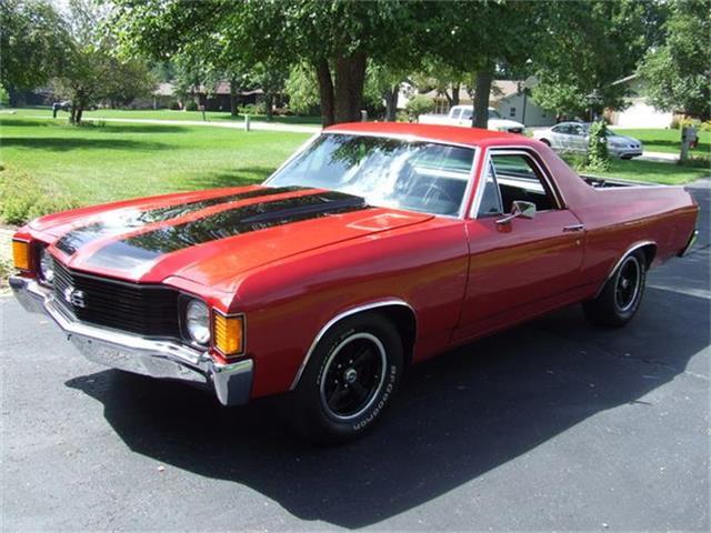 1972 Chevrolet El Camino | 576313