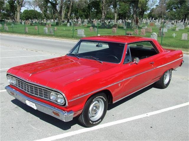 1964 Chevrolet Malibu | 576314