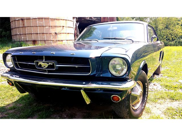 1965 Ford Mustang | 576605