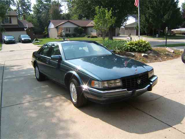 1992 Cadillac Seville | 576726