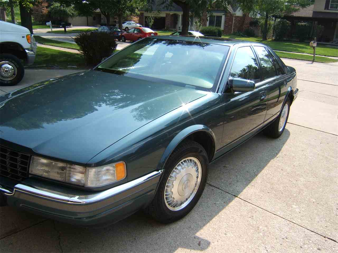 1992 cadillac seville for sale cc 576726. Black Bedroom Furniture Sets. Home Design Ideas