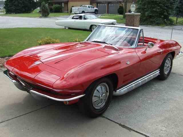 1964 Chevrolet Corvette | 576850