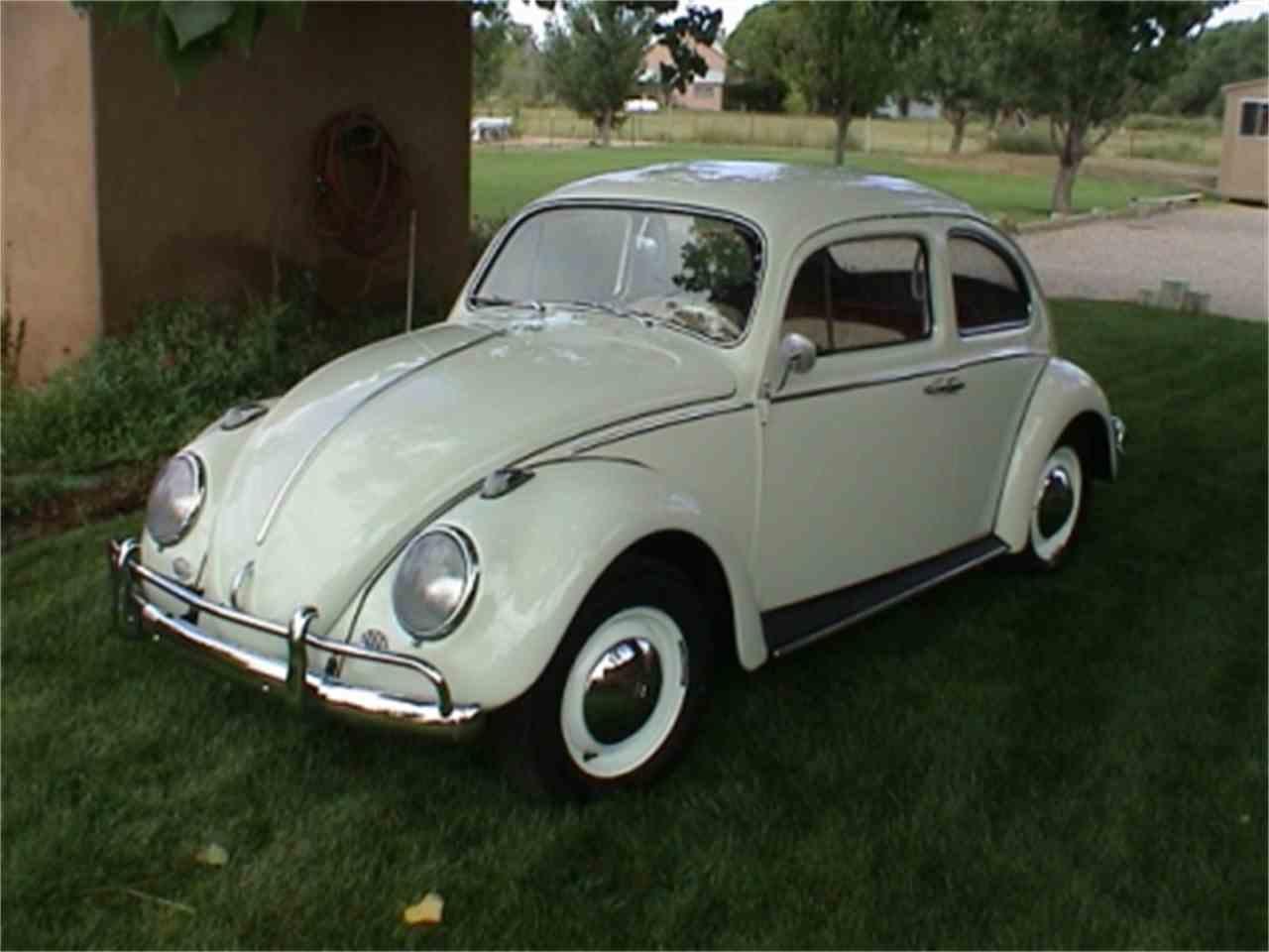 1963 Volkswagen Beetle For Sale Classiccars Com Cc 577252