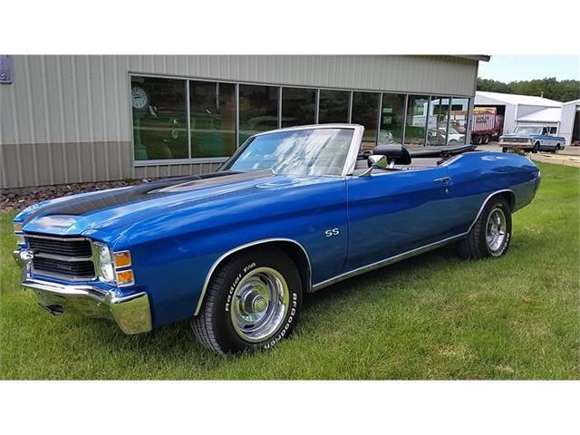 1971 Chevrolet Chevelle Malibu | 577277