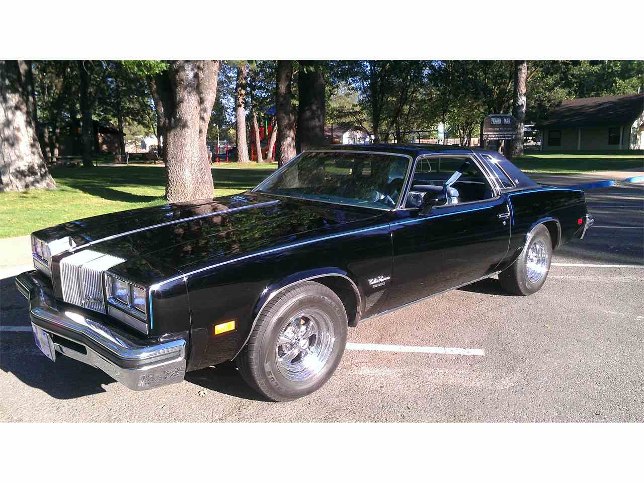 1976 oldsmobile cutlass supreme brougham for sale cc 577293. Black Bedroom Furniture Sets. Home Design Ideas