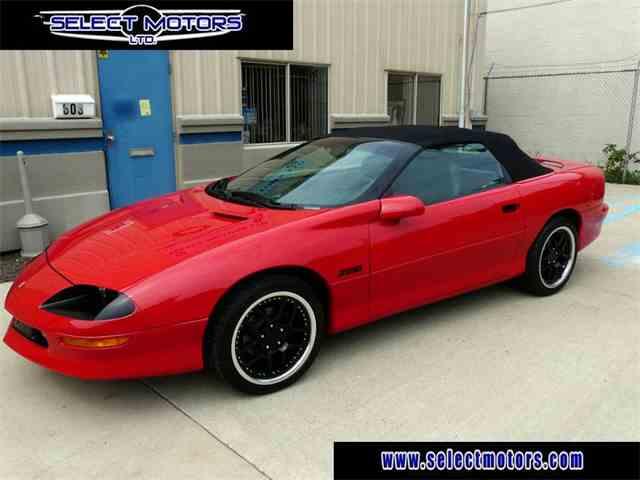 1995 Chevrolet Camaro | 577523