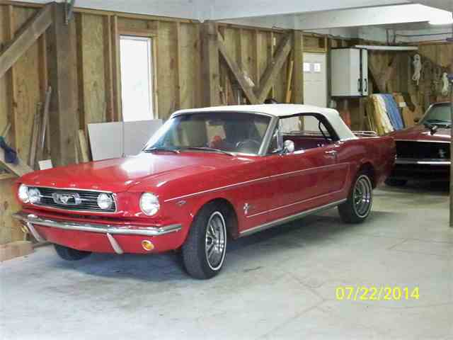 1966 Ford Mustang | 577543