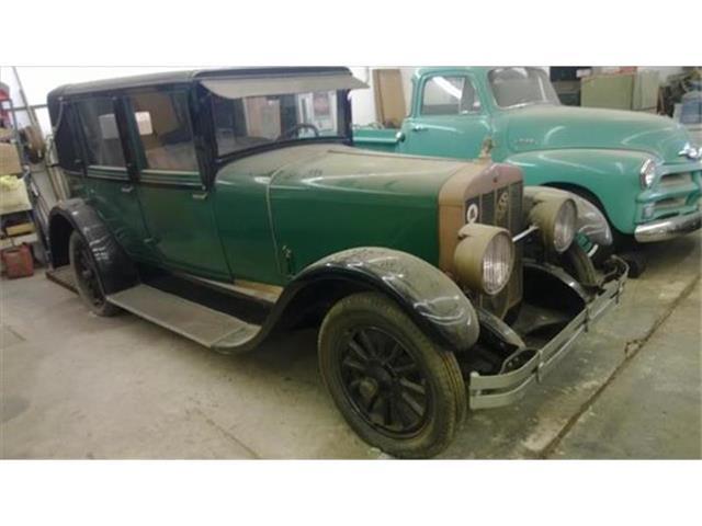 1925 Franklin AT Sedan | 577585