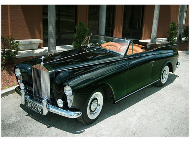 1958 Rolls-Royce Silver Cloud | 577602