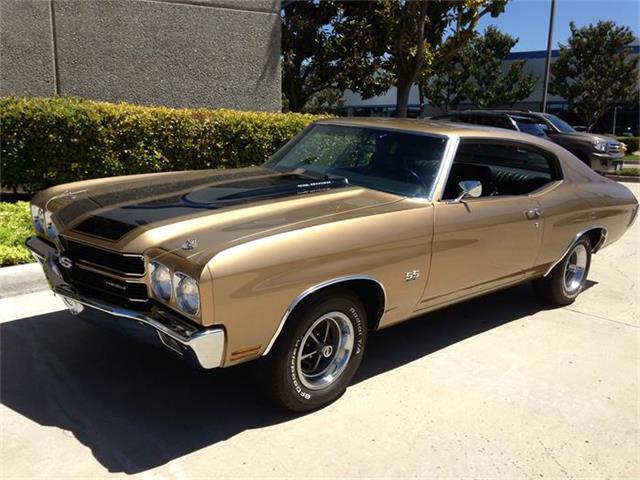 1970 Chevrolet Chevelle SS | 577622