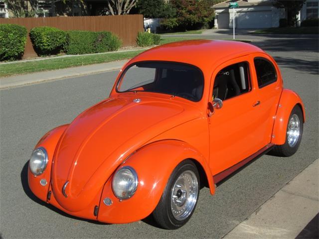 1957 Volkswagen Beetle | 577633