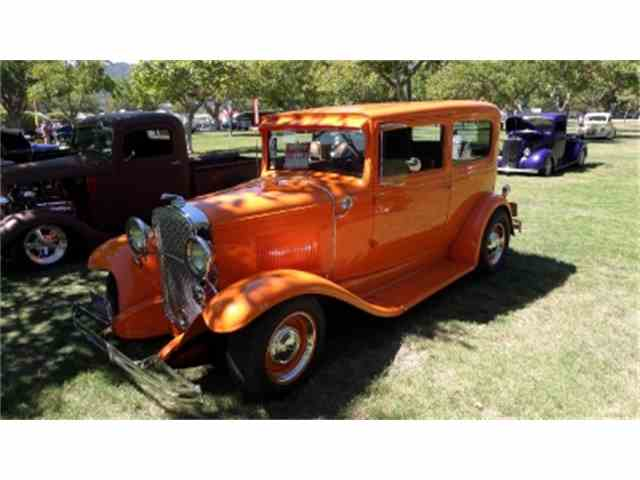 1931 Chevrolet Sedan | 577646