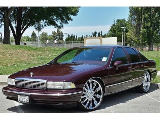 1993 Chevrolet Caprice Classic | 577930