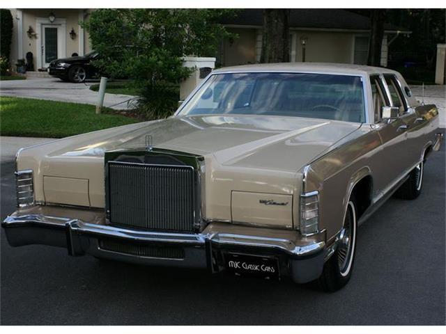 1978 Lincoln Town Car | 577941