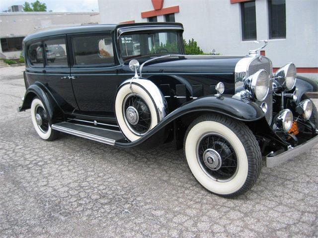 1931 Cadillac 370A   577951